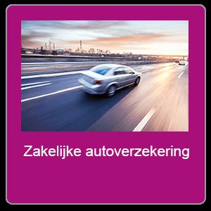 Zakelijke autoverzekering
